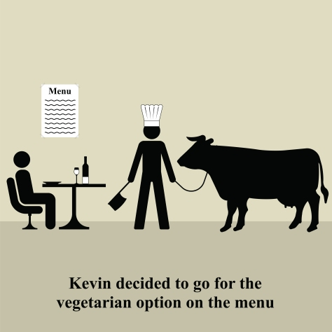 choice of vegetarianism No, cutting meat out of your diet isn't an unhealthy choice in fact, bad health outcomes from eating fat-laden red meats are well-known red meat has been compellingly linked to shorter.